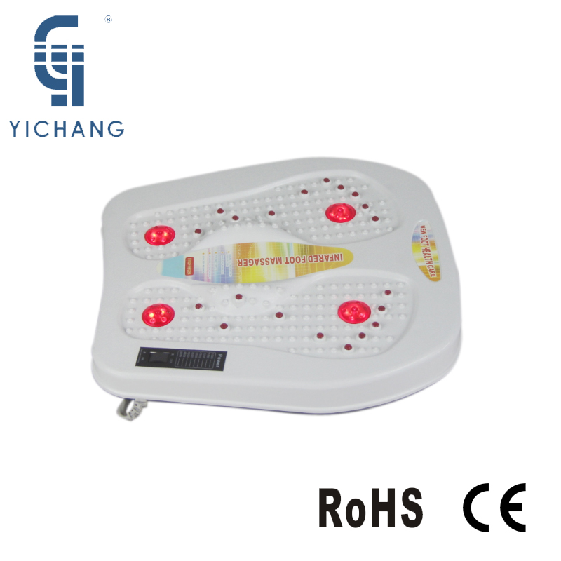 vibration reflexology foot massage instrument