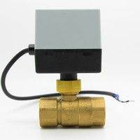 Popular Brass Electric Actuator Valve