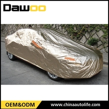 Dustproof and uv function 170t polyester best car cover for sun