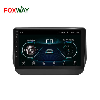 H1901 All-in-one safe driving solution android car radio system for Hyundai H1 for hyundai grand starex