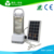 Mide East Hotselling Rechargeable Cool white LED Latern with handle powered by solar DC energy for camping hiking