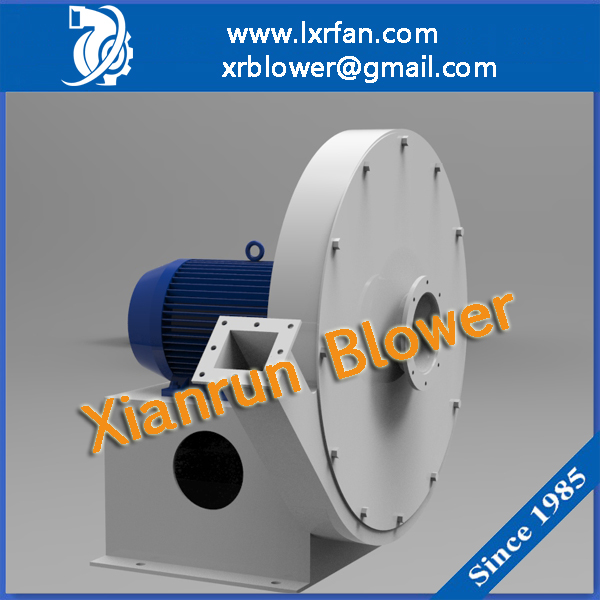 High Pressure Industrial Boiler Centrifugal Fan Blower for Ventilation