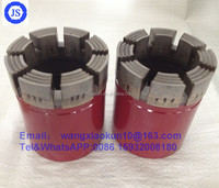 Diamond Material crown segment diamond core drill bit for mining and drilling use