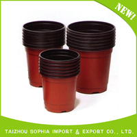 Cheap Hot Sale Top Quality Round Plastic Flower Pot Liners