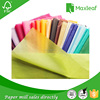 Online shop china market tissue paper,50*66cm printed tissue paper,colored tissue paper jumbo roll