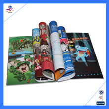 Children story book printing in china