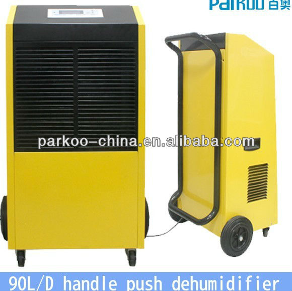 Newest Bangladesh industrial dehumidifier 90L/D with CE
