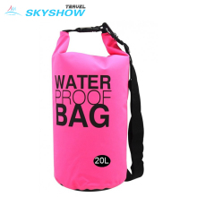Ocean Pack Portable Waterproof Dry Bag 20L