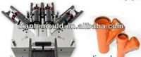 plastic half pipe,plastic pipe support,concrete pipe mould(OEM)