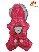 Eco-friendly Rechargeable Battery Heated Warm Dog Ski Jacket