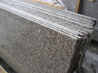 Chinese Nature Pink G664 granite tile/slab stone /countertop