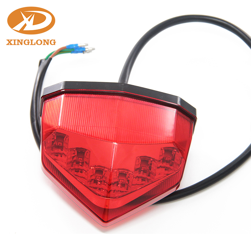 High Brightness <strong>13</strong>.<strong>W</strong> Motorcycle Signal Light Led Tail Light