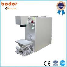 Easy carry and portable pottery marking machine laser marking machine 10w 20w 30w China
