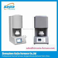 1200c automatic programmable vacuum dental furnace used dental lab equipment for sale