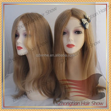 26inch Human Hair Full Lace Wig New Product Alopecia Wigs