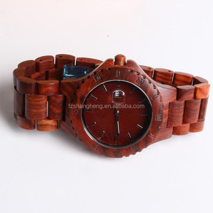 Watch 2016 - Buy Quartz Wood Watch Unisex Watch Custom Logo Luminous