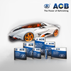 ACB best car paint touch up with color system