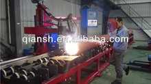 Flame and Plasma Pipe Cutting & Beveling Machine(Roller-Bench-Type)
