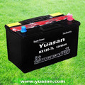 Yuasan Latest Rechargeable JIS Dry 12V Car Battery-- NX120-7L(12V80AH)