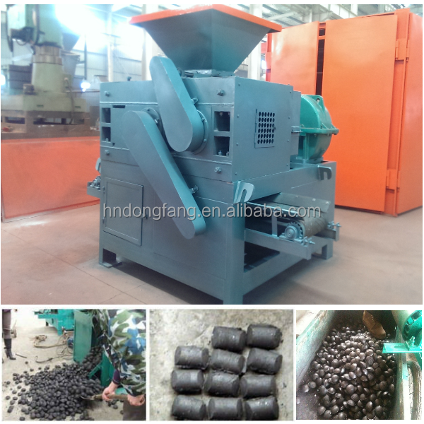 Long working life copper powder briquette making machine