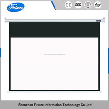electric infocus projection screen 120inch 16:9