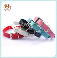 5 Colors Personalized Dog Pet Puppy Collars Rhinestone Name Charms Colorful XS S M L