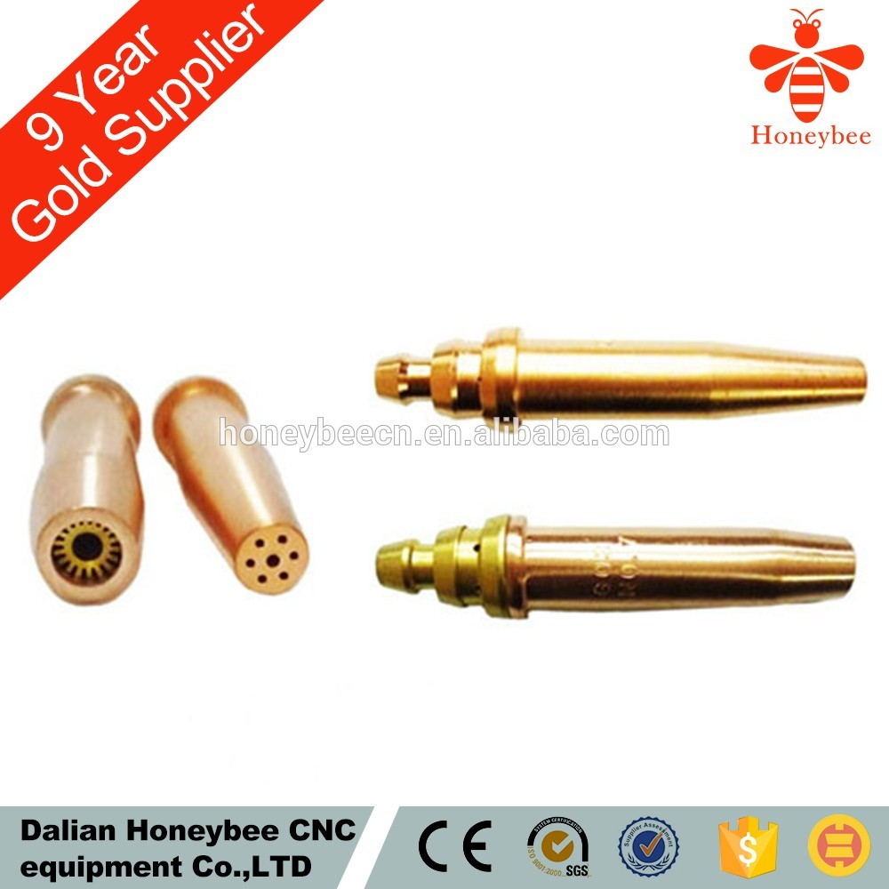 Honeybee gas cutting nozzle tip with low price