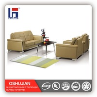 Guangdong office reception sofa in low price SJ535