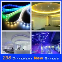 Multi shape rgb round led pcb led strip flexible pcb