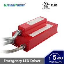 UL listed 8W led panel emergency kit driver led battery pack