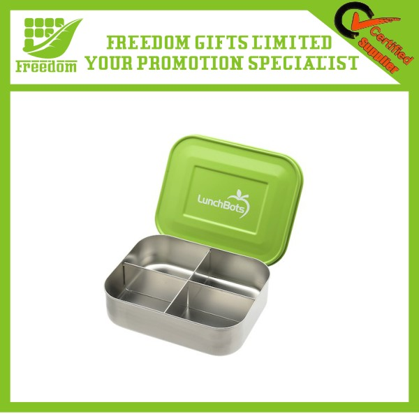 Customized Logo Stainless Steel Hot Lunch Box That Keeps Food Hot