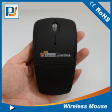 Save Power Mini Wireless Mouse Arc Folding Mouse