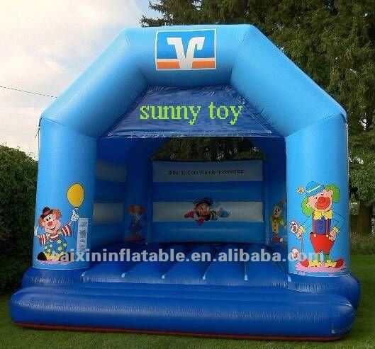 commercial inflatable jumping sport bouncer for kids