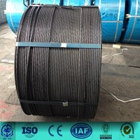 7 steel wire 15.2 PC strands from china/hot sell in alibaba