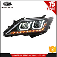 High Quality Auto Body Parts Headlamp Headlight for Toyota Camry 2012 2013