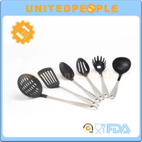 Customized Logo Nylon Cookware Set Kitchen for Family