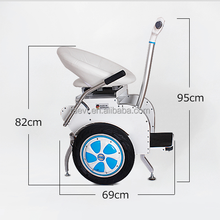 Rehabilitation Medical Equipment Lightweight Folding Power Electric Wheelchair with lithium battery