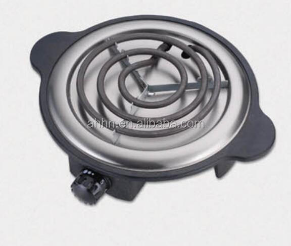 New American Style Single Burner Electric Coil Cooking Hot Plate