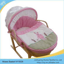 Sleeping baby basket covers carry cot baby