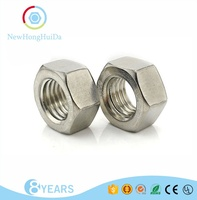 Online Shopping Stainless Steel 304 Iso 4032 Hex Nut
