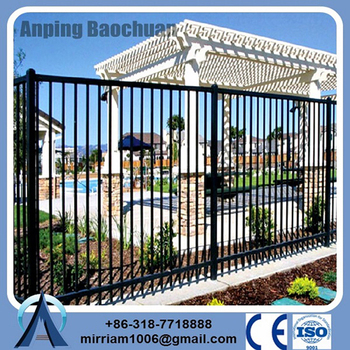 High Quality Factory Price villa decorative fencing 3d wire mesh fence