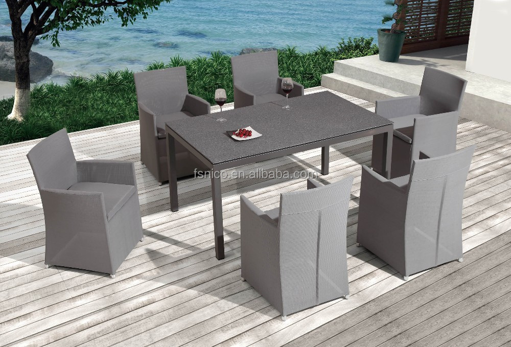 China used outdoor furniture