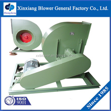 backward curved low noise Steam boiler Centrifugal Blower