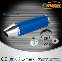88*300 factory direct selling Aluminium Exhaust Muffler for universal motorcycle/Racing moto