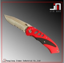 Serrated Edge Military Army Knife Utility Knife Outdoor Survival Knife