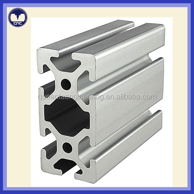 extruded 6063 aluminum enclosures