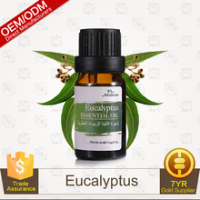 100% Pure Plants Extracts Eucalyptus Essential Oil OEM/ODM Professional Supplier