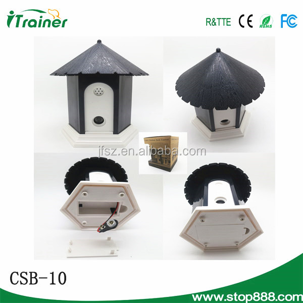 Item CSB10 Outdoor Ultrasonic Bark Control