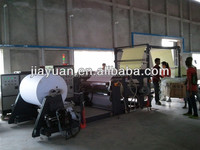 Adhesive label/adhesive sticker/adhesive label stock hot melt Coating Machine for car tyre