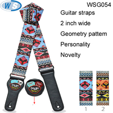 Fashion musical instruments accessories bass custom guitar strap